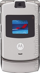 Motorola RAZR V3 Closed