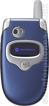 Motorola V300 closed