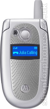 Motorola V500 Closed