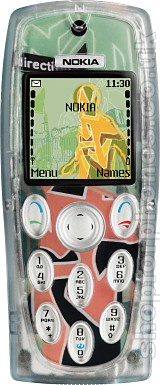 Nokia 3200 - Overview