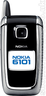 Nokia 6101 closed