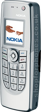 Nokia 9300 outside