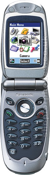 Panasonic X70 Open