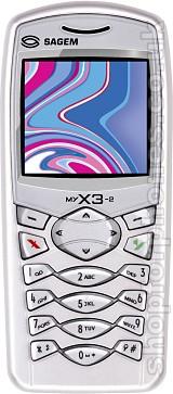java приложения на sagem myx-8: