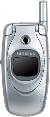 Samsung E600 Closed