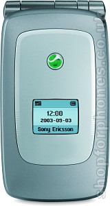 Sony Ericsson Z1010 Closed