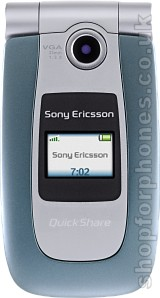 Sony Ericsson Z500i closed