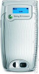 Sony Ericsson Z600 closed